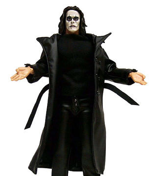 The Crow 12-inch Figure