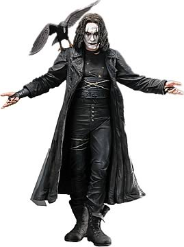 The Crow 18-Inch Talking Action Figure