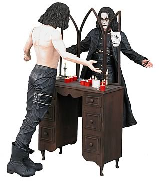 The Crow 7-inch Figure Box Set