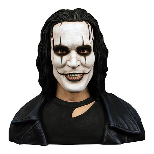 The Crow Lifesized Bust Limited Edition Sculpture
