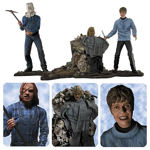 Friday the 13th 25th Anniversary Action Figures