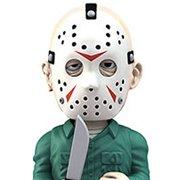 Friday the 13th Jason Solar-Powered Bobble Head