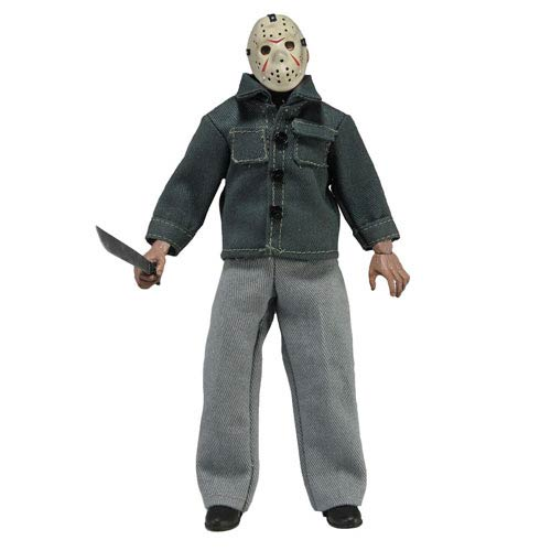 Friday the 13th Jason Voorhees 8-Inch Retro Action Figure
