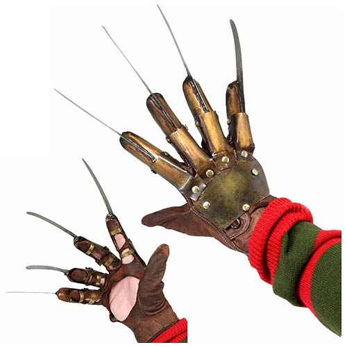 Nightmare on Elm Street 3 Dream Warriors Glove Prop Replica