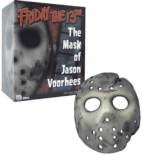 Jason Voorhees Life-Size Mask Replica