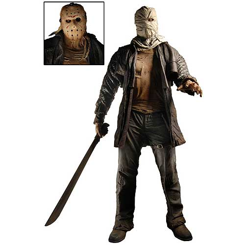 Friday the 13th Jason Voorhees 7-Inch Action Figure