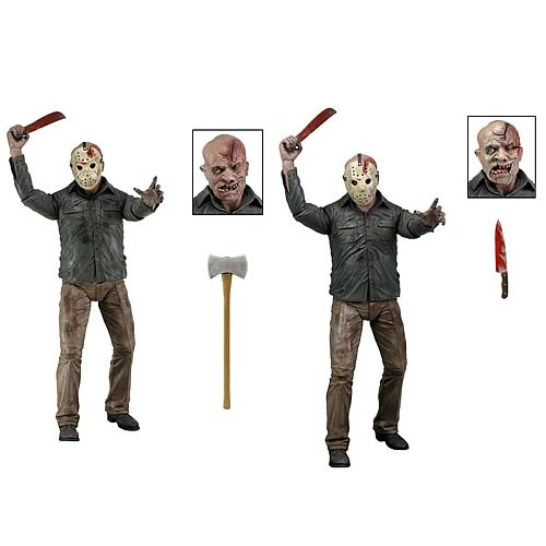 Friday the 13th Series 2 Jason Voorhees Action Figure Set