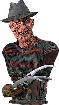 Freddy Krueger Mini Bust