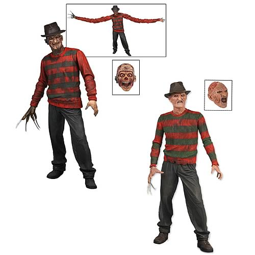 Nightmare on Elm Street 7-Inch Action Figure Set