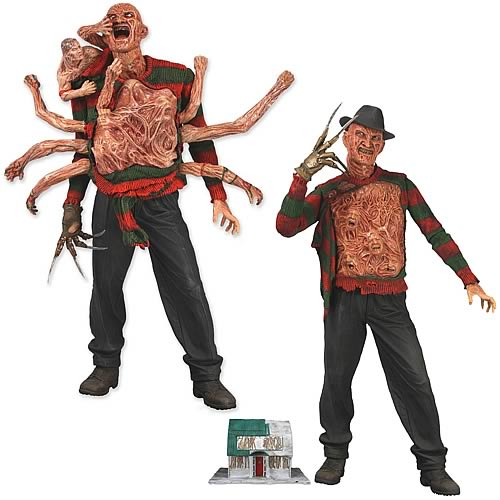 Nightmare on Elm Street Series 2 Action Figure Set