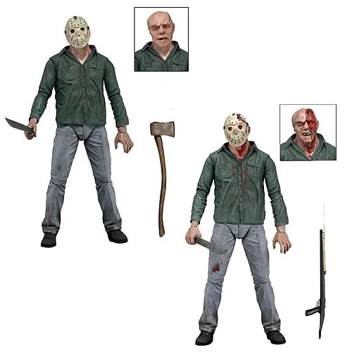 Friday the 13th Series 1 Action Figure Set