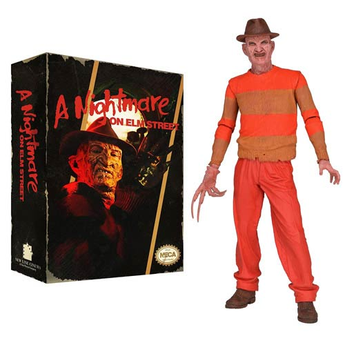 Nightmare on Elm Street Game Freddy Krueger Action Figure