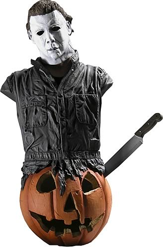 Halloween Michael Myers Mini-Bust