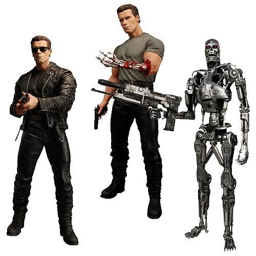 terminator 2 figures, terminator 2 action figure, terminator 2 figure