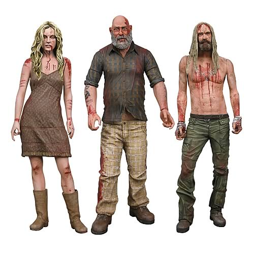 Devils Rejects Action Figure 3-pack