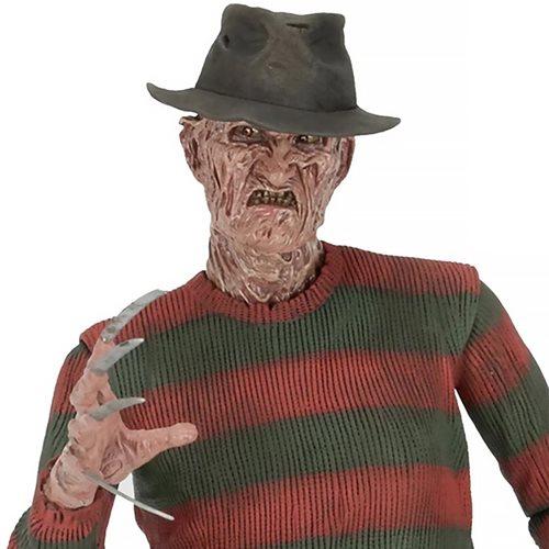 Nightmare Elm Street Part 2 Ultimate Freddy Krueger Figure