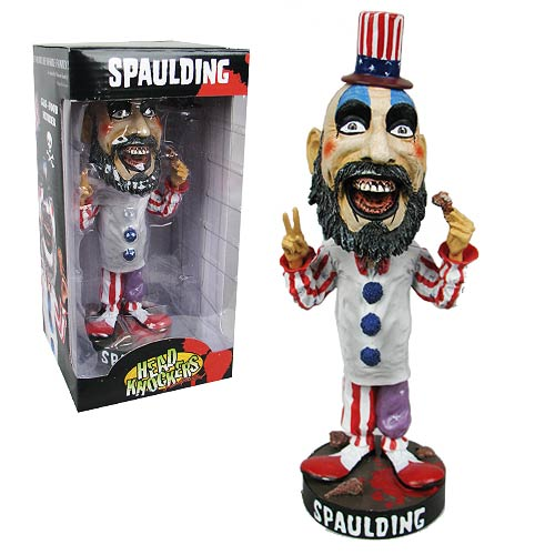 House of 1000 Corpses Capt. Spaulding Bobble Head
