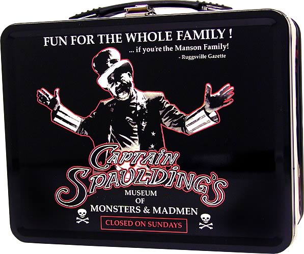 House of 1000 Corpses Lunchbox