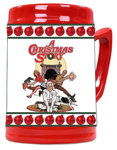 Christmas Story Stein