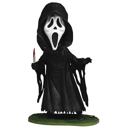 Scream 4 Ghost Face Bobble Head