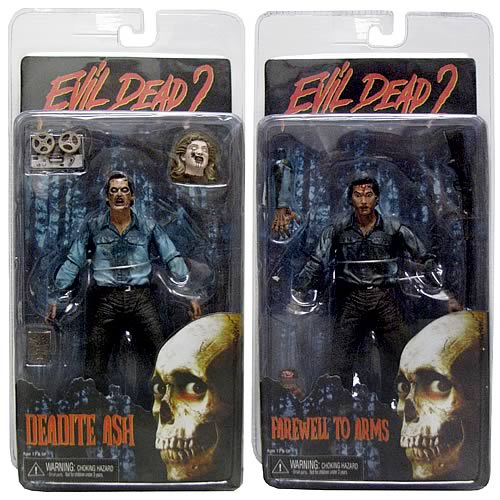 Evil Dead 2 Series 1 7-Inch Action Figure Set