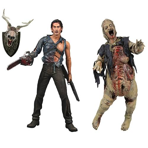 Evil Dead 2 Series 2 7-Inch Action Figure Case