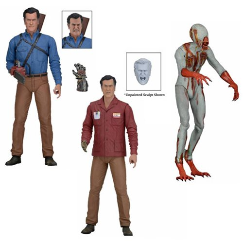 Ash vs. Evil Dead Series 1 Action Figure Case
