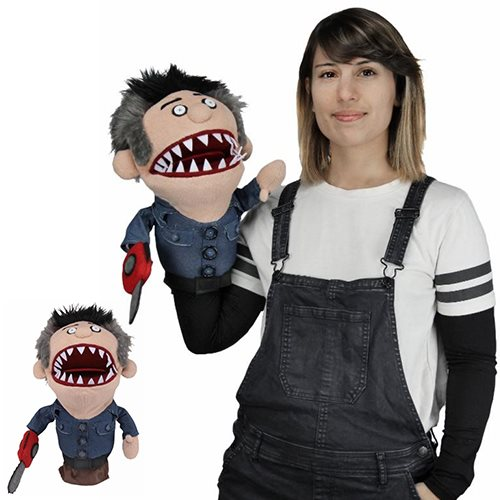 Ash vs. Evil Dead Possessed Ashy Slashy Puppet Prop Replica