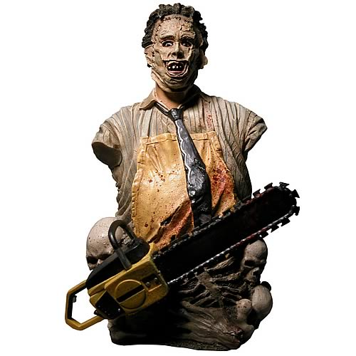 Leatherface Mini-Bust