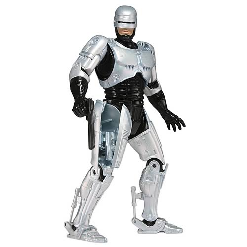 Robocop Spring-Loaded Holster Robocop 7-Inch Action Figure