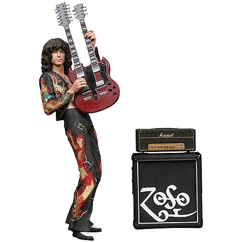 Jimmy Page 7-Inch Action Figure