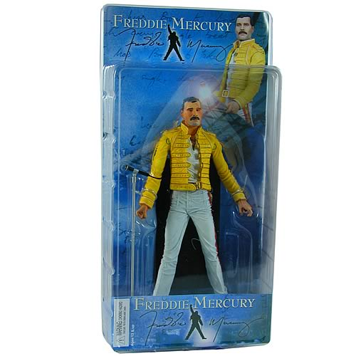 Freddie Mercury 7-inch Figure - The Magic Tour '86
