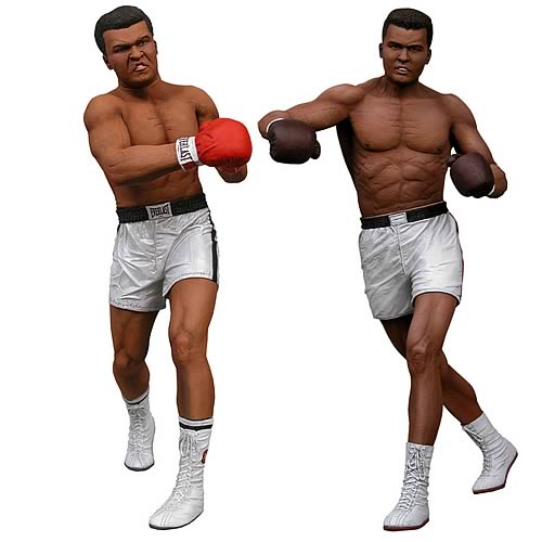 Muhammad Ali 7-Inch Action Figure Case