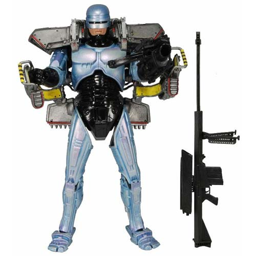 RoboCop 7-Inch Ultra Deluxe Action Figure