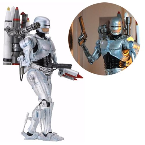 RoboCop vs. The Terminator Ultimate Future RoboCop Figure