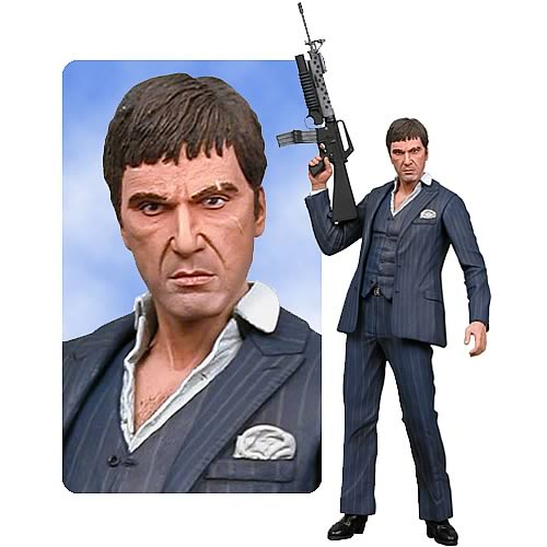 Scarface 18-Inch Talking Action Figure
