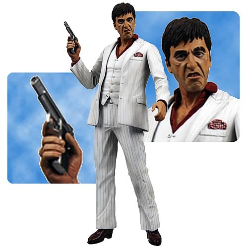 Scarface Series 2 18-Inch Action Figure, Not Mint