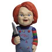 Childs Play Chucky Solar Powered Body Knocker