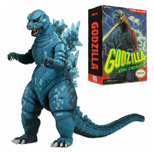 Godzilla Video Game 12 Inch Head To Tail Action Figure