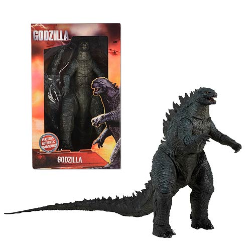 Godzilla Modern 24-Inch Head to Tail Talking Action Figure