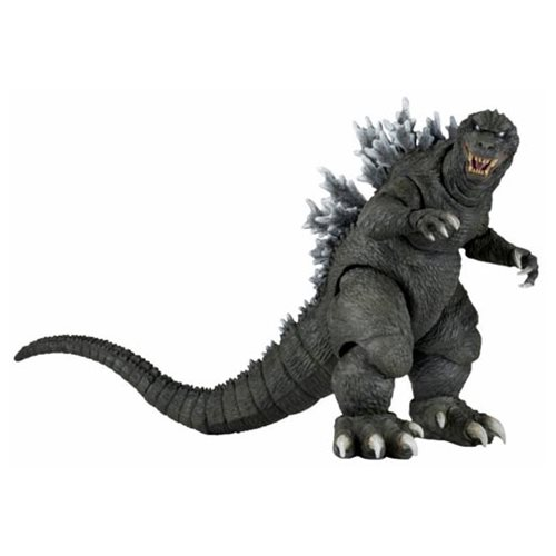 Godzilla 2001 Movie 12-Inch Head-to-Tail Action Figure