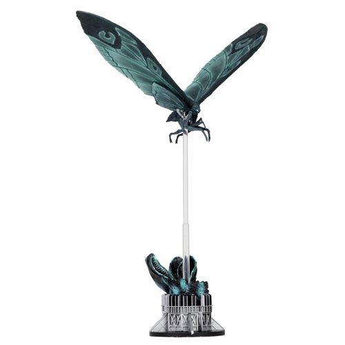 Godzilla King of Monsters Mothra Poster Version 12-Inch Wing-to-Wing Action Figure