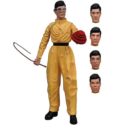 Devo Action Figure