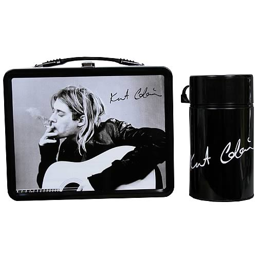 Kurt Cobain Lunch Box #2