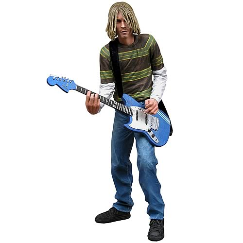 Kurt Cobain 18-Inch Electronic Action Figure