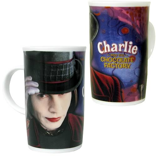 Charlie & The Chocolate Factory Tall Mug #1