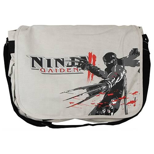 Ninja Gaiden Messenger Bag