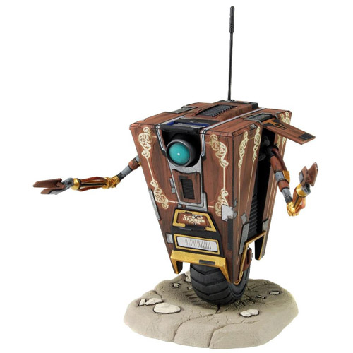 Borderlands Jakobs' Claptrap Action Figure