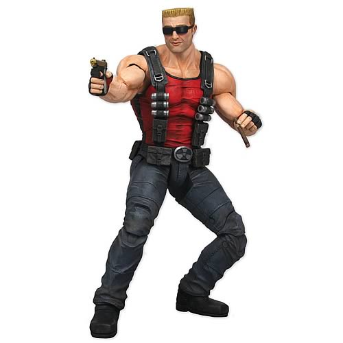 Duke Nukem 7-Inch Action Figure