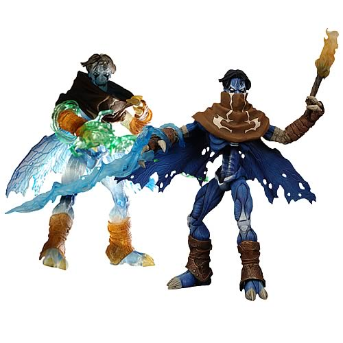Legacy of Kain Raziel Action Figure Set